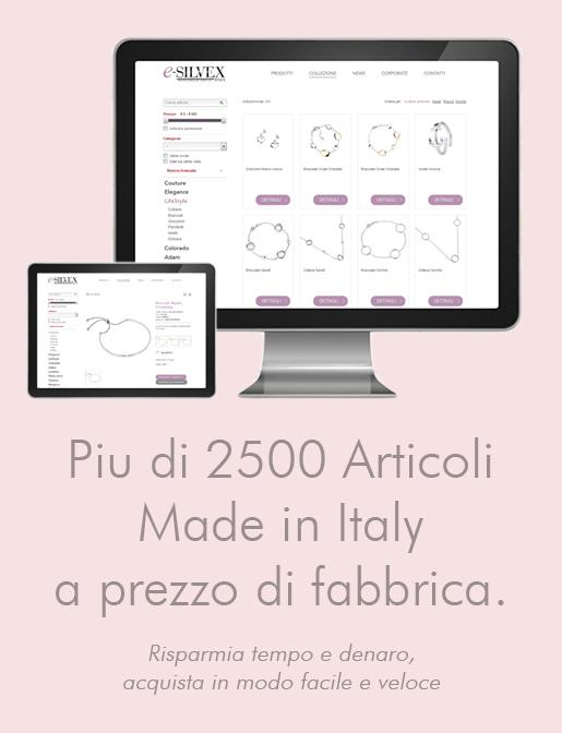 Più di 2500 Articoli Made In Italy