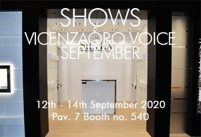 Evento - Vicenzaoro - Settembre - VOICE