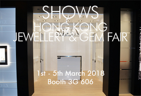 Hong Kong Jewellery & Gem Fair March 2017