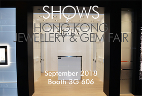 Hong Kong Jewellery & Gem Fair September 2017