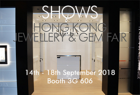 Hong Kong Jewellery & Gem Fair Settembre