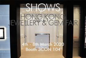 Hong Kong Jewellery & Gem Fair Marzo